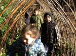 Year 3 go to Forest School