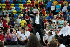 WILBERFORCE PRIMARY PUPILS SHINE IN CARMEN! PERFORMANCE AT LONDON'S OLYMPIC PARK